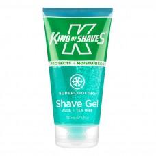 Supercooling Menthol Shave Gel (150ml)