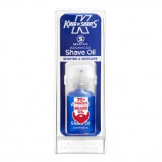 Advanced Silicone Shave Oil Sensitive (20ml)